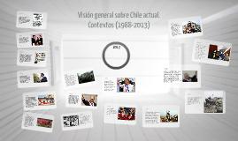IV° - U1 - Visión general de Chile Actual