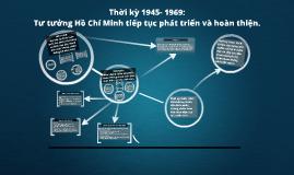 Thời ký 1945- 1969: