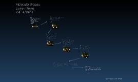 Molecular Shapes Project