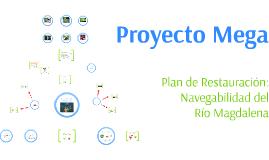 Plan de Recuperación de Navegabilidad del Río Magdalena