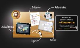 e-Commerce una Herramienta de la Administración Moderna