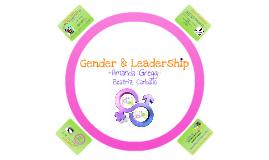 Gender & Leadership