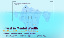 Invest in Mental Wealth: Enrichment Across OT Practice Settings