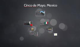 Copy of Cinco de Mayo, Mexico
