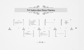 Tri Satya dan Dasa Darma