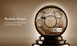 SFX5004 - Portfolio Project