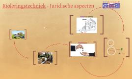 Wateropleidingen Hfd 3 Juridische aspecten