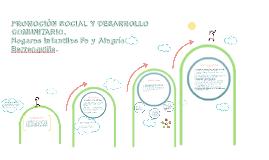 Copy of Desarrollo Comunitario en Hogares Infantiles