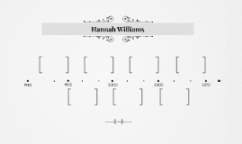 Hannah Williams