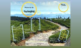 Material de Packaging utilizado en Produnoa
