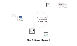The Silicon Project