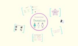 Statistical sampling methods