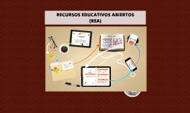Copy of RECURSOS EDUCATIVOS ABIERTOS
