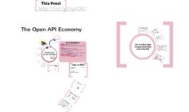 Copy of API Economy Update