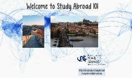 Study Abroad 101 Online - 2018