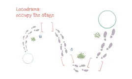Locodrama: occupy the stage