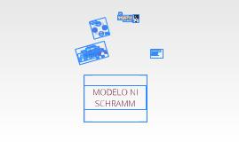 Copy of Copy of Modelo ni Schramm