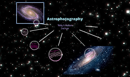Astrophotography Career