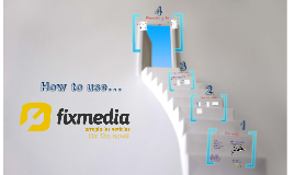 How to use Fixmedia