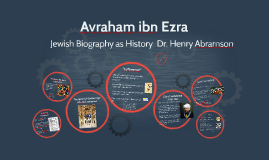 Avraham ibn Ezra