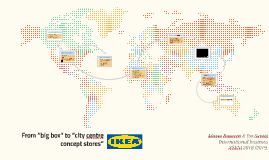 "From ""big box"" to ""city centre concept stores IKEA"