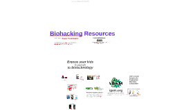 Biohacking Resources for Kids