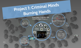 Project 1: Criminal Minds