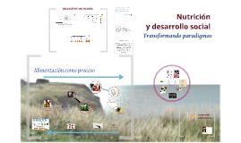 Nutrición-Desarrollo Social