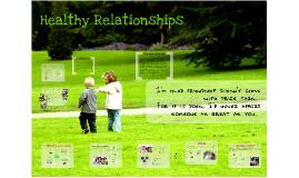 Healthy Teen Relationships S3