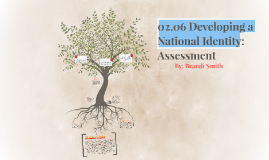 02.06 Developing a National Identity: Assessment