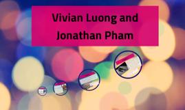 Jonathan Pham and Vivian Luong Night Prezi