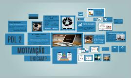 Cópia de Motivação - PDL 2 - Unicamp