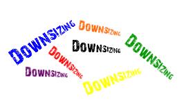 Copy of Downsizing Presentation