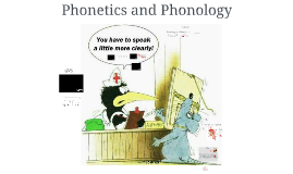 Chapter 3: Phonetics and Phonology