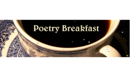Poetry Breakfast 2014