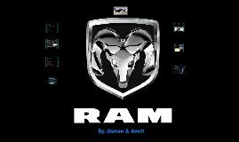 Dodge Ram - Consumer Profiling Presentation