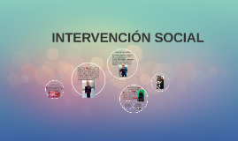 INTERVENCION SOCIAL