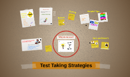 Copy of How to take a test
