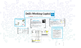 Copy of Dell's Working Capital
