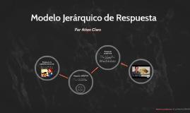 Modelo Jerarquico de Respuesta
