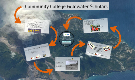 Community College Goldwater Scholar