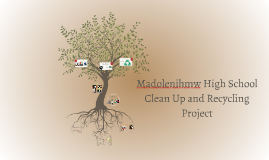 Madolenihmw High School Clean Up and Recycling Project