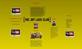 Copy of The Joy Luck Club