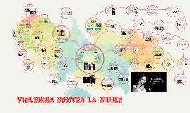 Copy of Copy of VIOLENCIA CONTRA LA MUJER