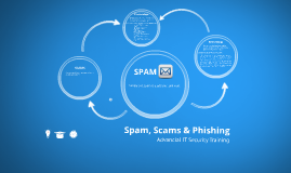 IT Security: Spam, Scams & Phishing