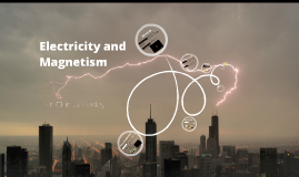 Copy of Electricity and Magnetism