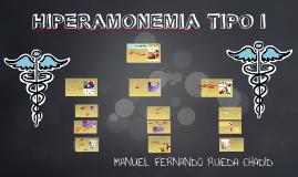 Copy of HIPERAMONEMIA TIPO 1