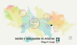 1 Diseño y Evaluación de Puestos Presentración