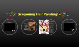 Screaming Painting!
