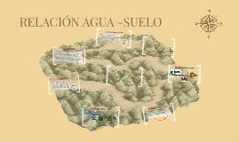 Copy of RELACION AGUA -SUELO